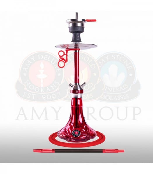 AMY Carbonica Lucid S SS31.02 - red red