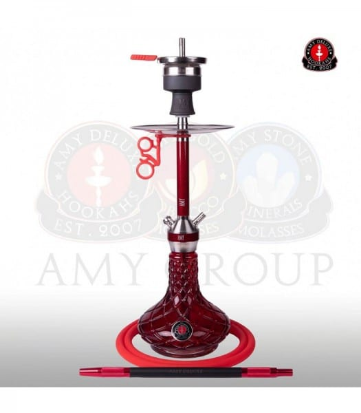 AMY Carbonica Hybrid S SS32.02 - red red