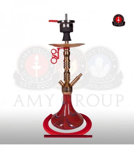 AMY Alu Sierra S 073.02 - gold red
